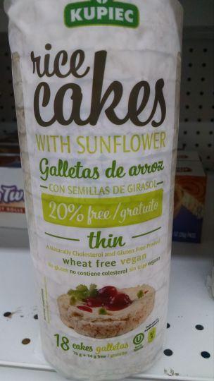 Dr Quaker Rice Cakes
