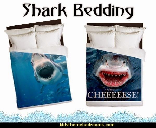 Shark Bedding Shark Theme Bedding Shark Bedding Theme Bedrooms | Sharks |  Pinterest | Shark Bedroom, Shark And Theme Bedrooms