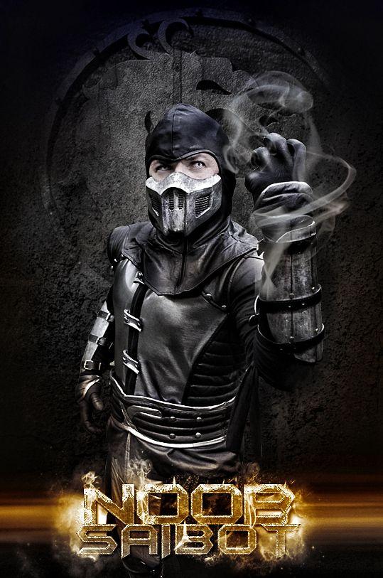 pin noob saibot smoke - photo #44