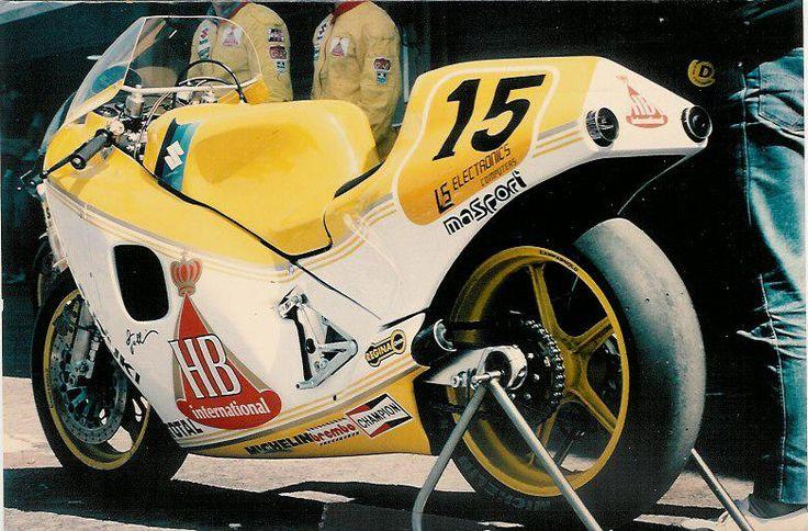 Suzuki RG500 1983