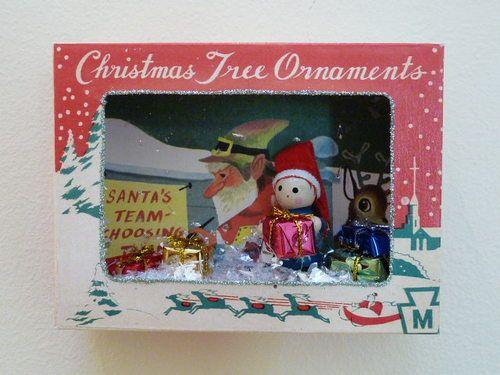 Christmas Ornaments Black
