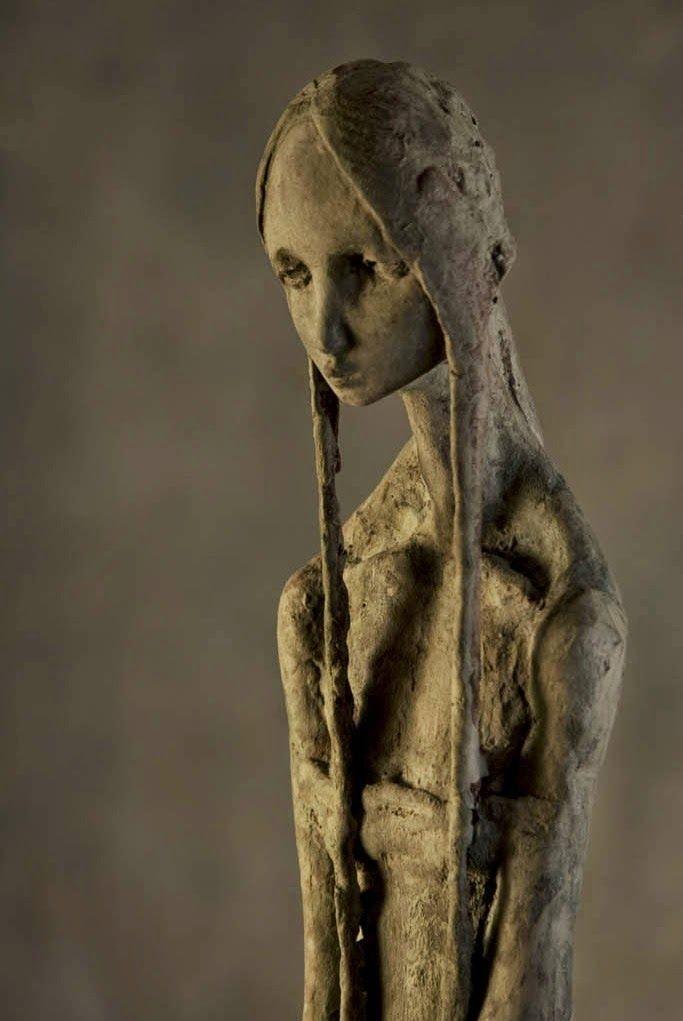 Valérie Hadida | Figurative sculptor | Tutt'Art@ | Pittura * Scultura * Poesia…