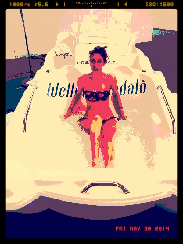 WellnessPedalòPopArt - Rimini Wellness
