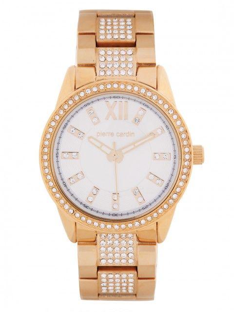 Pierre Cardin Gold Watch // 5439