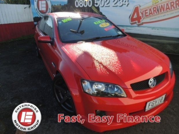 2010 Holden Commodore VE SS