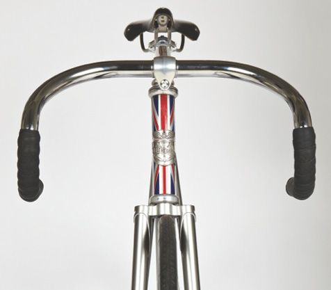 Representing Great Britain: John Smedley X Ricky Feather Bike Competition