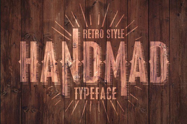 Handmad by Ariyuno on @creativemarket