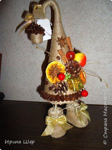 Декор предметов День рождения Новый год Ассамбляж Моделирование конструирование Декабрьское последнее в этом году   фото 7