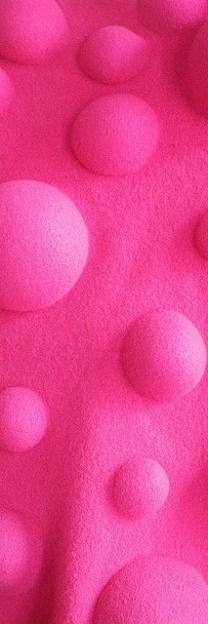 Shocking pink.