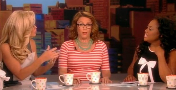 Pregnant, S.E. Cupp Fights Back As Whoopi Goldberg Attacks Her On The View - Thoughtful Women