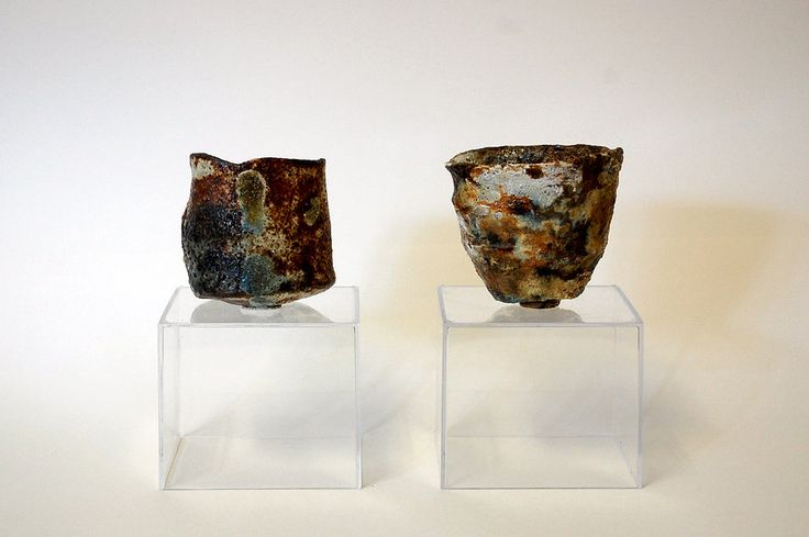 ALANA WILSON | RAW-FIRED TERRACOTTA PAPERCLAY WITH MIXED REACTIVE SLIPS & GLAZES. DIMENSIONS VARIABLE