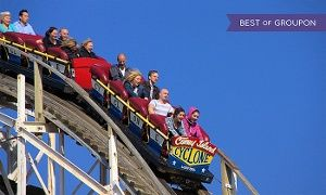 Groupon - Four-Hour Ride Wristband with Optional Additional Rides at Luna Park in Coney Island (Up to 55% Off) in Luna Park at Coney Island.  #tradition