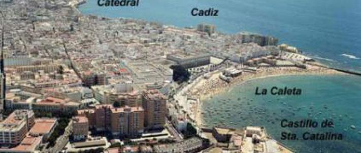 Alojamiento Cádiz, Costa de la Luz, Andalucia
