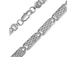 Trendový náhrdelník Criss-Cross