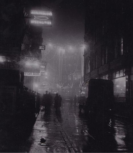 Soho, London 1935