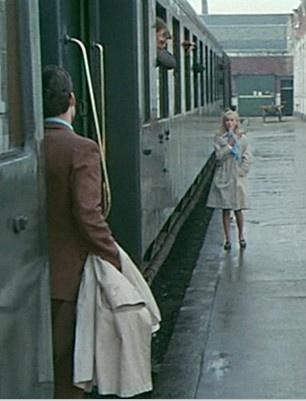 Les parapluies de Cherbourg.