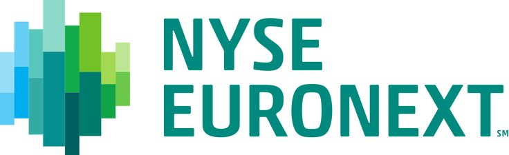 NYSE Euronext logo image: NYSE Euronext, Inc. is a Euro-American multinational financial services corporation that operates multiple securities exchanges. Category: Banks and Finance