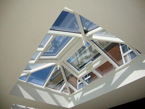 roof lantern 105 | Timber roof lantern | Mark Osborne | Flickr