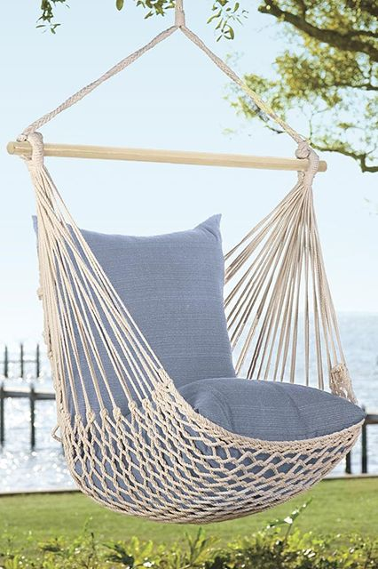 17 Best Ideas About Hanging Chair Stand On Pinterest