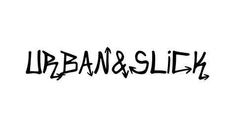 Urban Slick #Free  #Graffiti #Fonts #style #typeface #freebie #download #typography #style  #lettering #design #handdrawn #wildstyle #creative #paper #cute