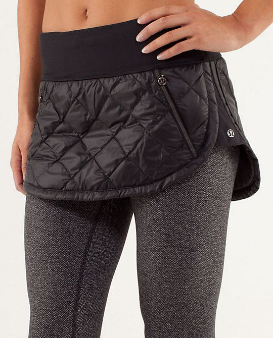 lululemon Hot Cheeks Running Skirt