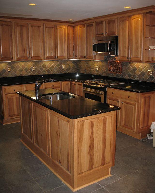 Galley Kitchen Island Floor Plans