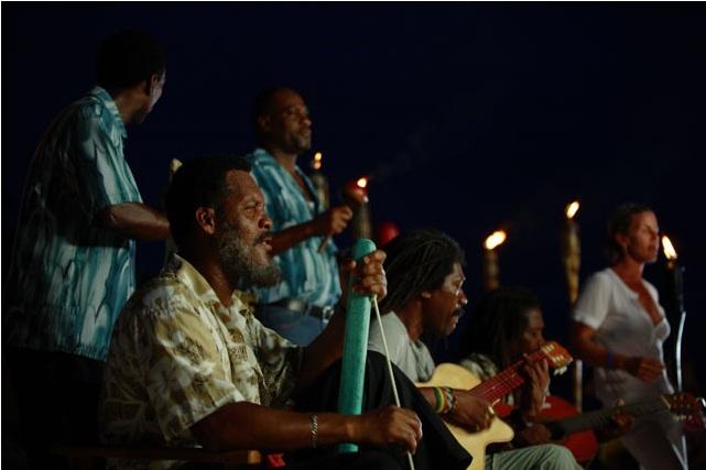 Representaciones musicales de San Andrés