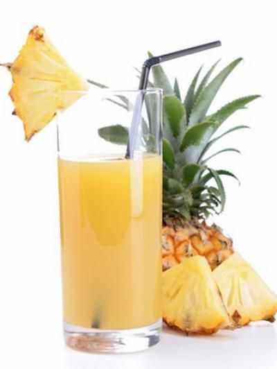 Recette - Punch tahitien -