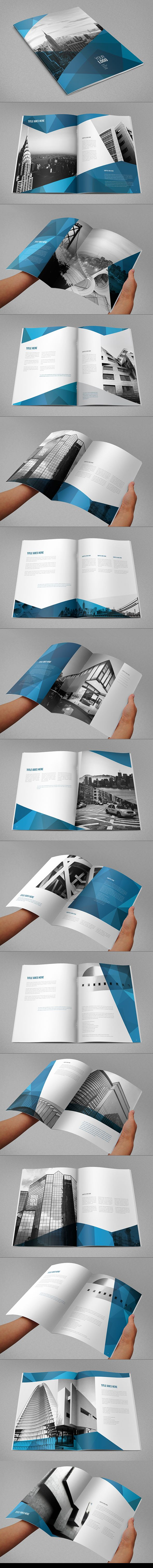Abstract Architecture Vertical Brochure. Download here: http://graphicriver.net/item/square-colorful-minimal-trifold/9685942?ref=abradesign #brochure #template #design