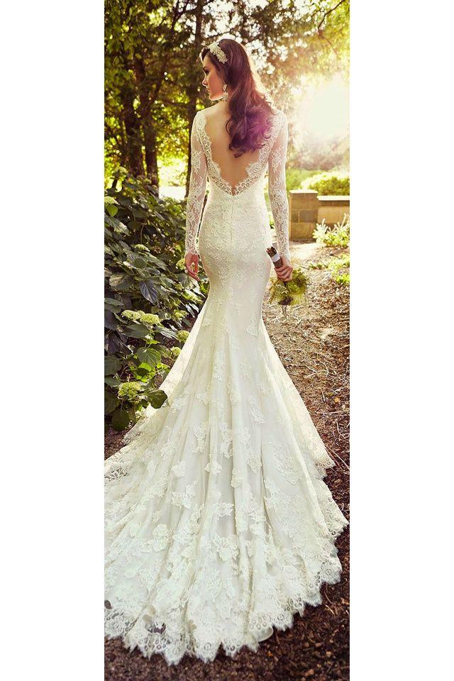 Pinterest  50 robes de mariées pour l\u0027automne