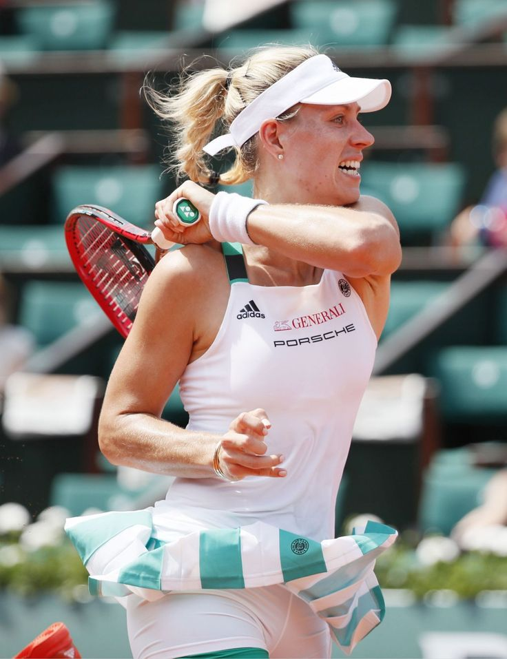 #Sport Angelique Kerber - French Open Tennis Tournament in Roland Garros, Paris 05/28/2017 | Celebrity Uncensored! Read more: http://celxxx.com/2017/05/angelique-kerber-french-open-tennis-tournament-in-roland-garros-paris-05282017/