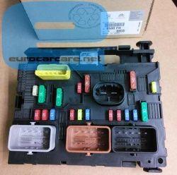 engine fuse box delphi bsm to suit citroen c2 c3 mk2 c3 1965 Citroen C3 5bae1fe2b5ce7610a7b7bdcc685f95d7  peugeot  bulbs