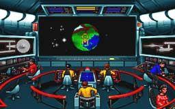 PC game -> Star Trek: 25th anniversary