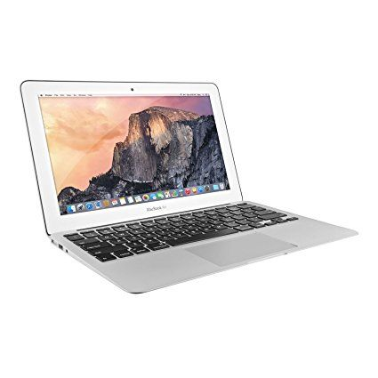 Apple MacBook Air MD711LL/B 11.6-Inch Laptop Screen Size-11.6 inches  Processor-1.4 GHz Intel Core i5  RAM-4 GB DDR3 SDRAM  Memory Speed-1600 MHz  Hard Drive-128.00 mechanical_hard_drive  Average Battery Life (in hours)-9 hours  Color-Silver