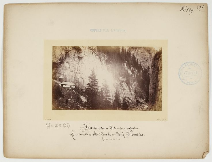 Hermitage at Ialomita Valley