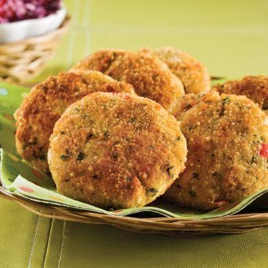 Croquettes d'aiglefin et goberge au quinoa - Recettes - Cuisine et nutrition - Pratico Pratique