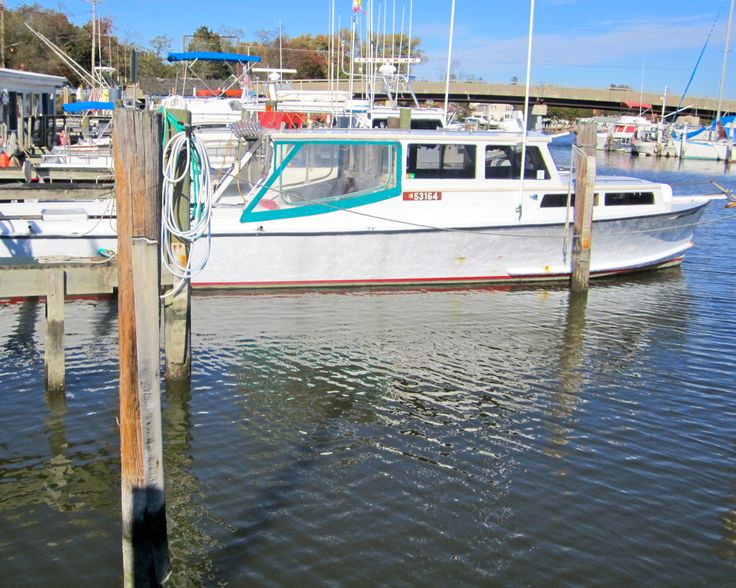 17 best chesapeake classic boats images on pinterest for Deale md fishing charters