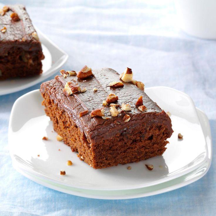 Http Www Tasteofhome Com Recipes Chocolate Sheet Cake