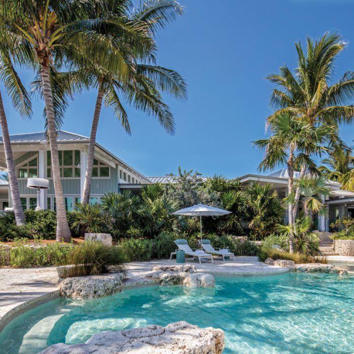 A Lush Islamorada Vacation Home Emerges In The Keys