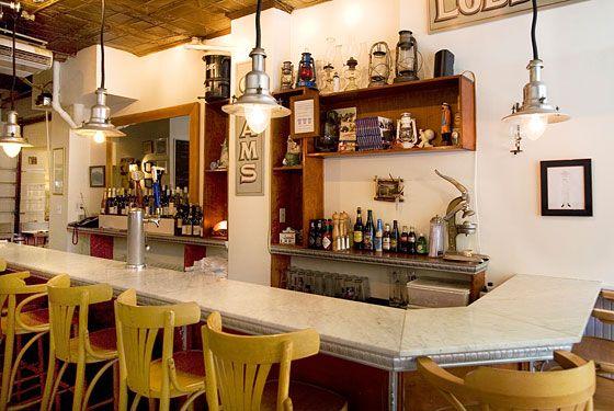 Pearl Oyster Bar | 18 Cornelia Street | West Village | NY | United States