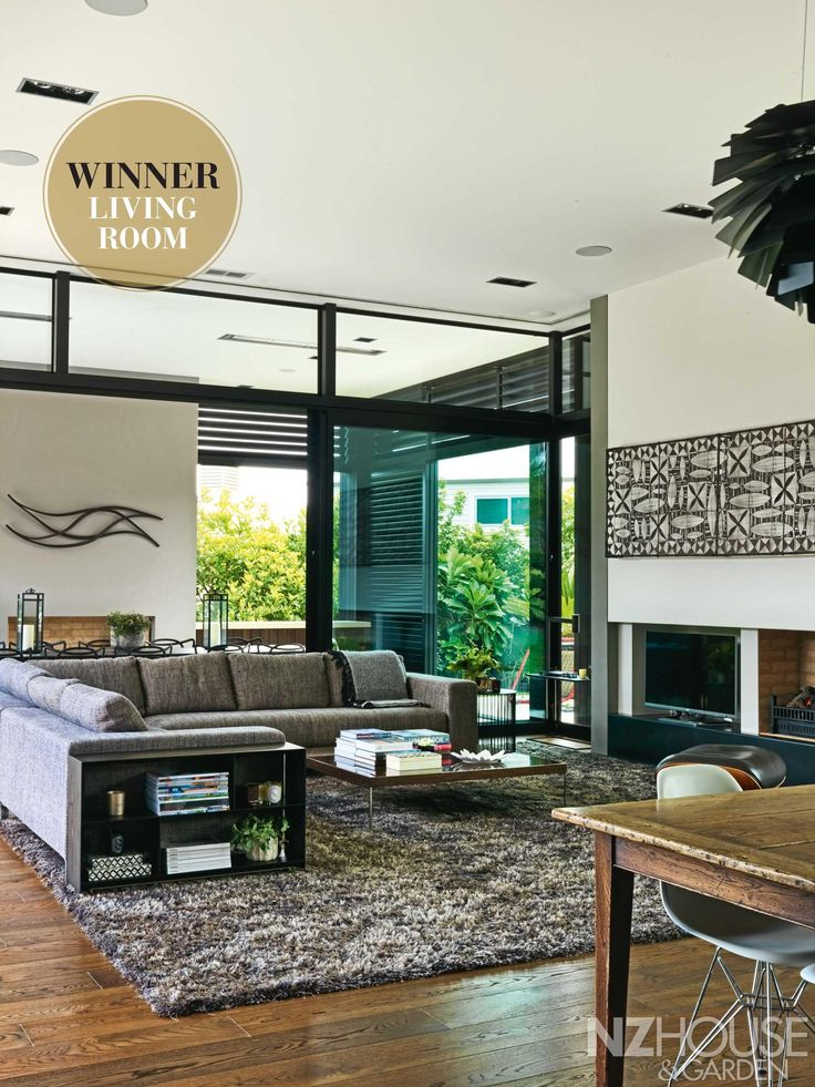 Most Beautiful Living Room Furniture: 2014 Living Room Winner. Enter Your Most Beautiful Room
