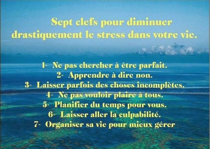 Diminuer le stress, 7 clés efficaces pour lutter contre le stress quotidien