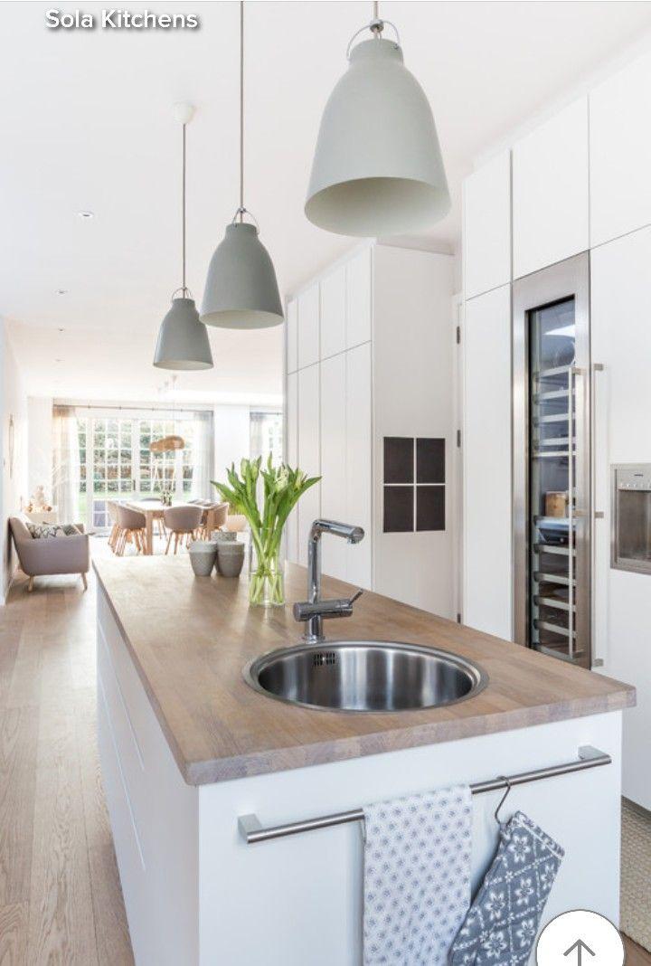 96 best Küche images on Pinterest Attic, Bar stools and Flat design - alno küchen trier