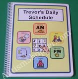 My Daily PECS Schedule  Autism Picture Schedule by TheAutismShop, $48.00