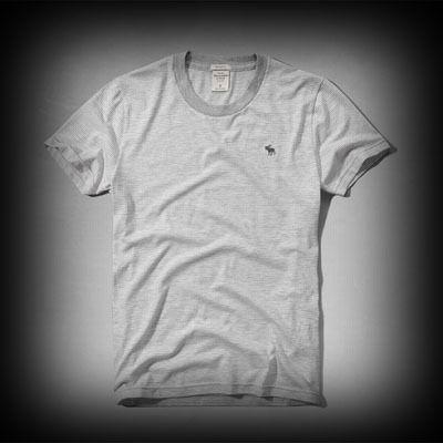アバクロ メンズ Tシャツ  Abercrombie&Fitch Keene Valley Tee Tシャツ  ★アバクロ 銀座店で販売されていない海外限定の入手困難なアイテム!アバクロ新作商品。 ★個性的な配色使いのストライプ柄をお洒落に着こなしてみませんか?