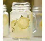 ready for summer!: Mugs Sets, Ideas, Potterybarn, Mason Jars Mugs, Lemonade, Mason Jars Glasses, Masonjar, Drinks, Pottery Barns