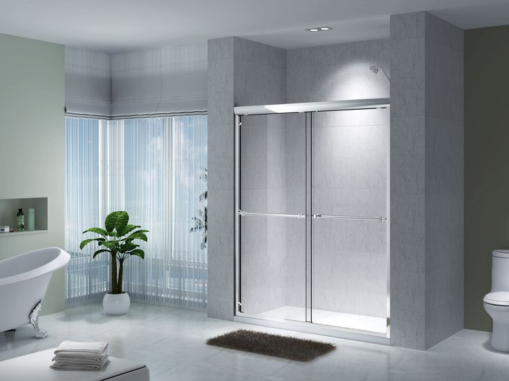 Top 25 ideas about porte de douche coulissante on for Porte de douche largeur 60