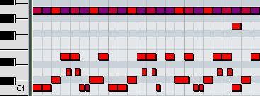 Amen drum pattern