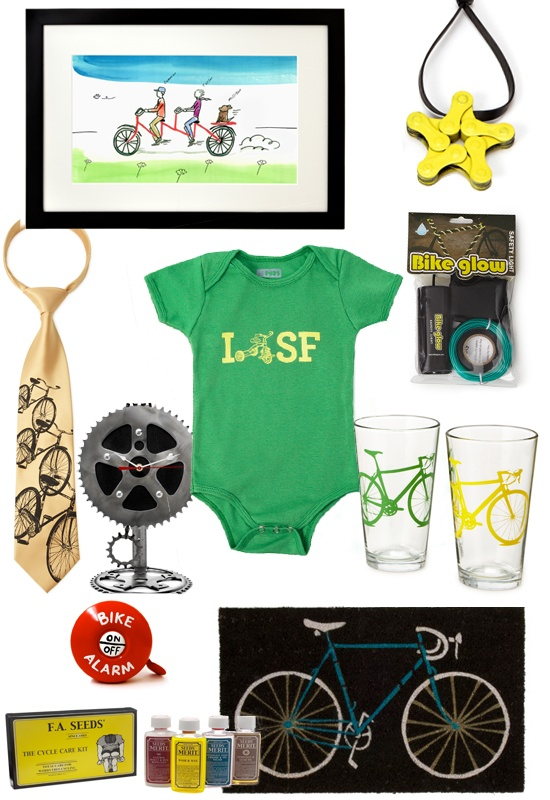 Whether the bike lover in your life is a weekend rider or a full-time pedal aficionado, they'll love the chance to give one of these uncommon gifts for cyclists a spin.