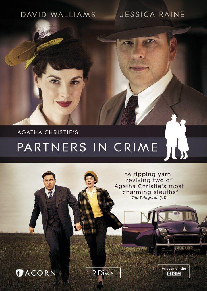 Agatha Christie S Partners In Crime Agatha Christie Partners In Crime Crime Movie